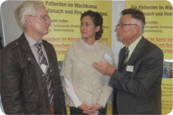 Iren Scholz Mitglied im Bundesverband Schädel-Hirnpatienten in Not e.V.
