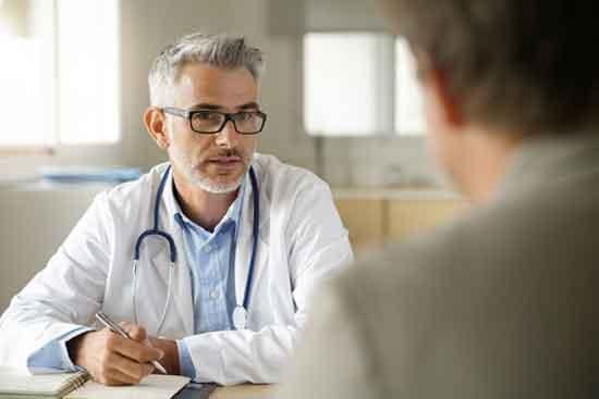 Aufklärungsgespräch Arzt Patient