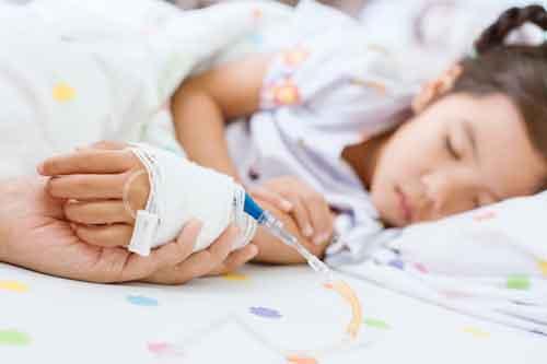 Behandlungsfehler bei Kindern