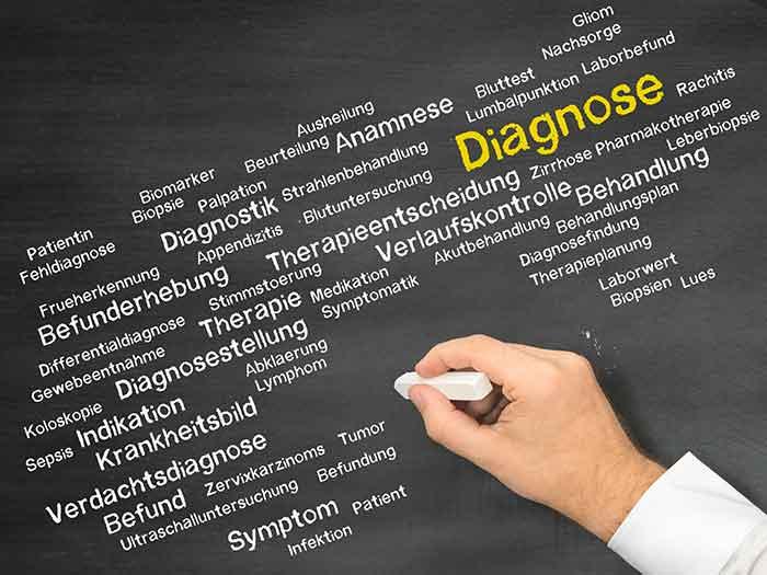 Diagnosefehler oder unterlassene Befunderhebung