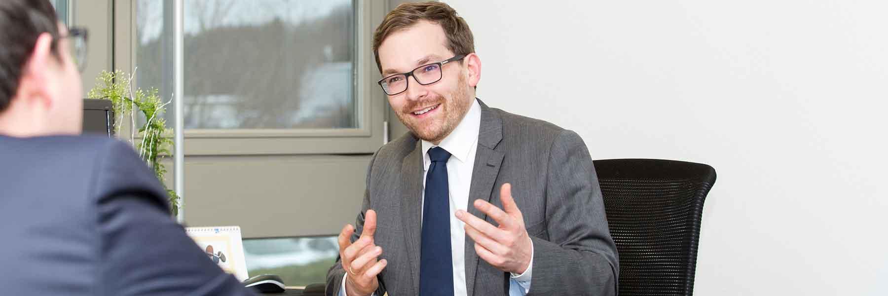 Fachanwalt für Sozialrecht, Paul-Albert Schullerus