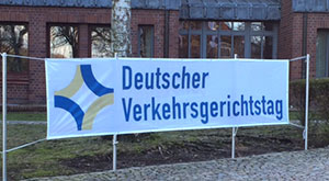 54. Verkehrsgerichtstag in Goslar