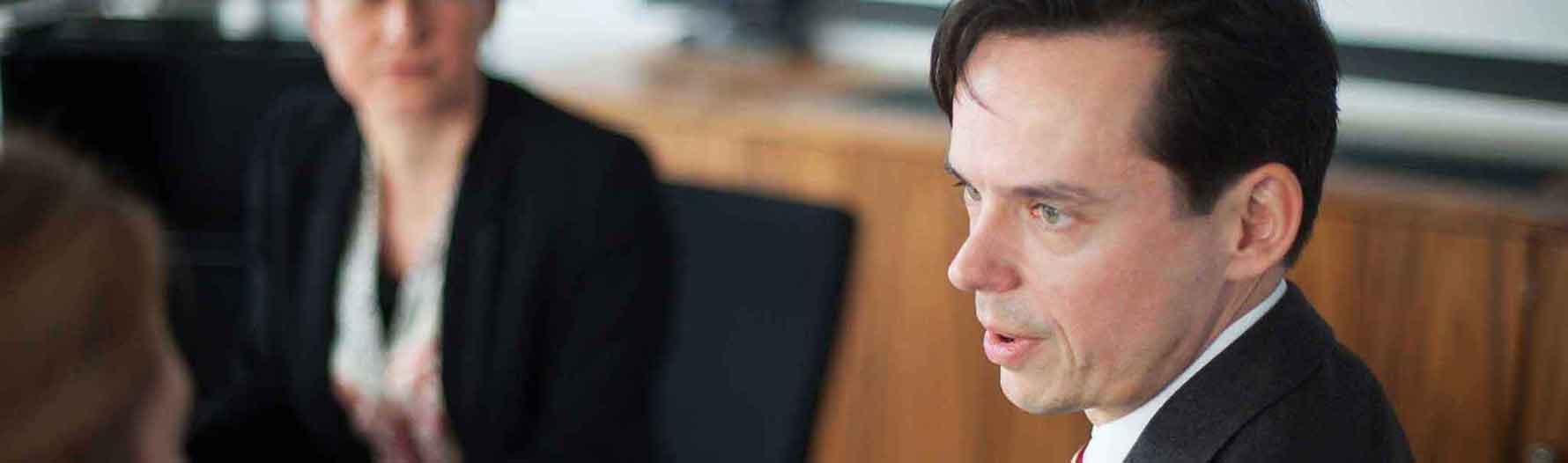 Malte Oehlschläger, Fachanwalt für Medizinrecht