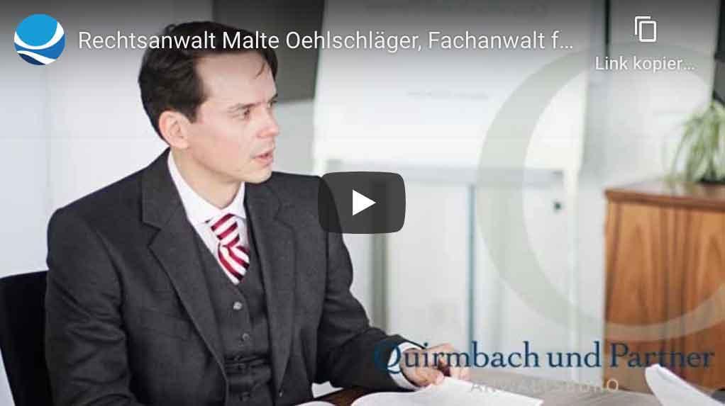 Rechtsanwalt Malte Oehlschläger, meine Philosophie