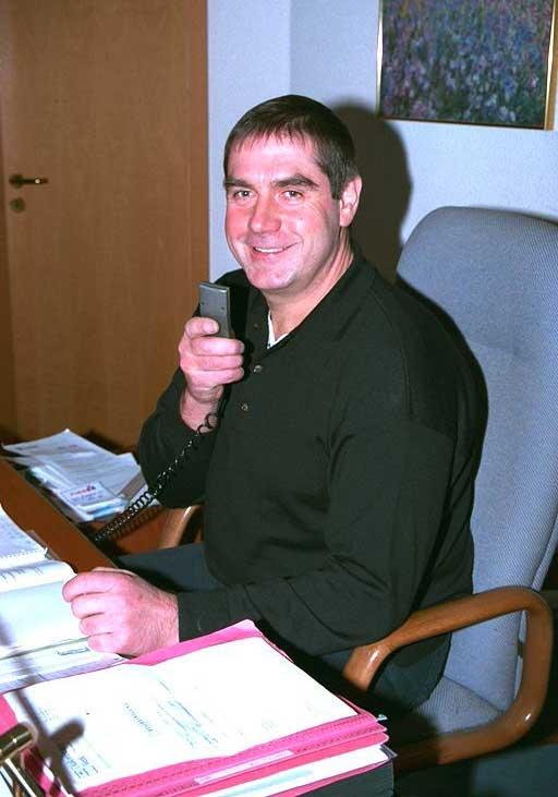 Martin Quirmbach, Junganwalt