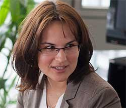 Rechtsanwältin Melanie Mathis