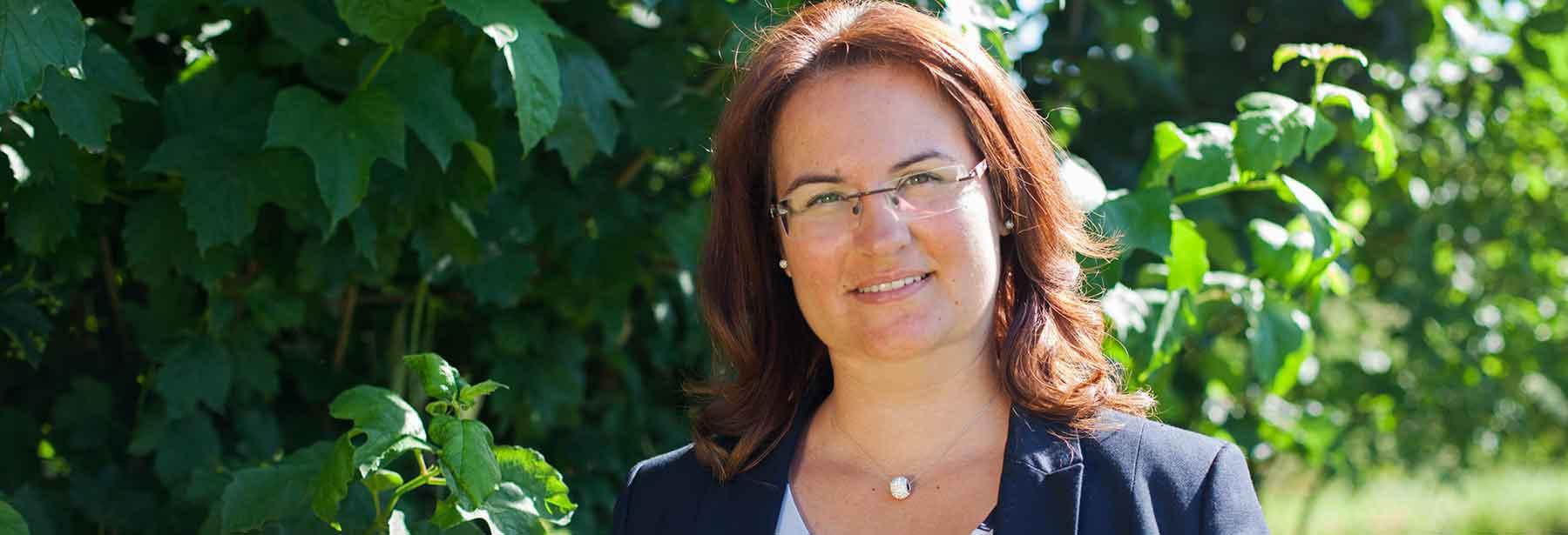 Rechtsanwältin Melanie Mathis, Quirmbach & Partner