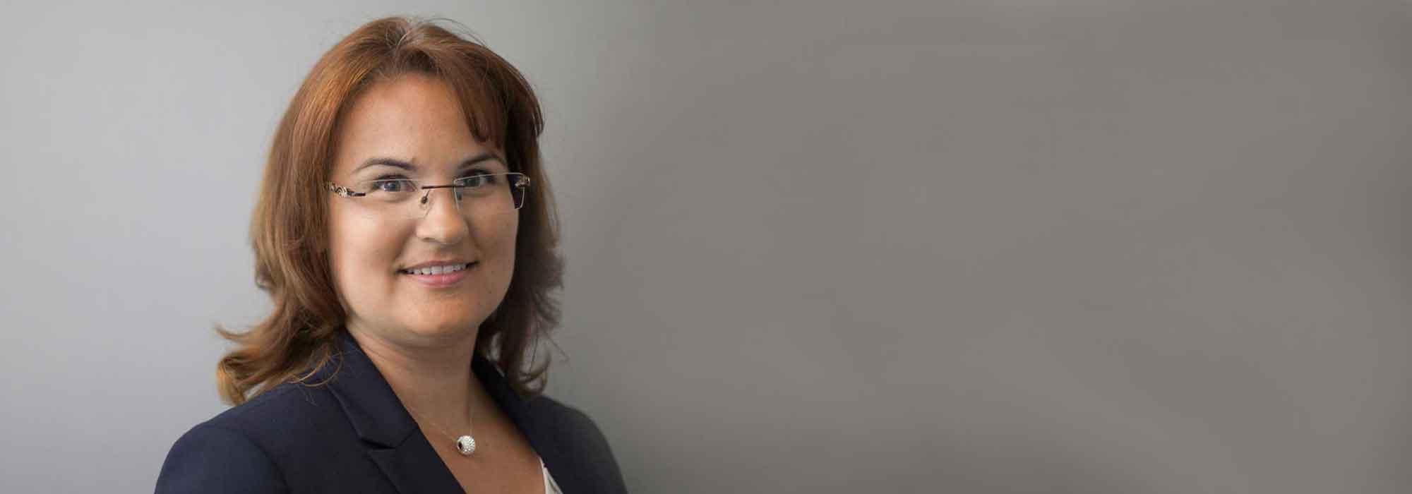 Melanie Mathis, Fachanwältin für Verkehrsrecht, Partnerin
