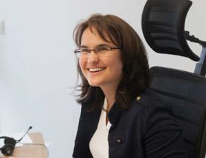 Melanie Mathis, Rechtsanwältin