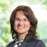 Rechtsanwältin und Partnerin Melanie Mathis, Fachanwältin für Verkehrsrecht