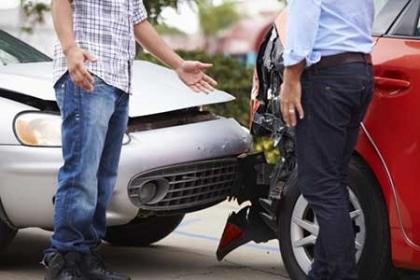 Mitverschulden bei einem Unfall