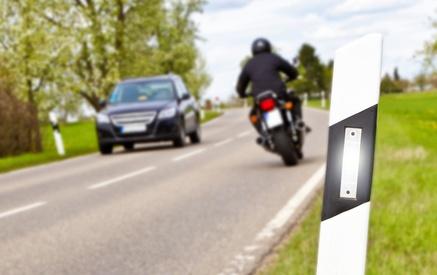 Motorradunfall, Schmerzensgeld