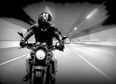 motorradsaison ist Unfallsaison