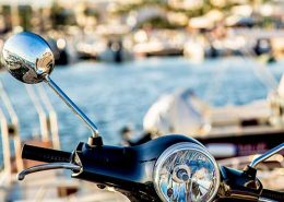 Motorradunfall Zahlen steigen