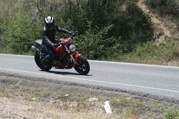 Schmerzensgeld nach Motorradunfall