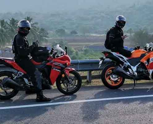 Motorradunfall Schadensersatz