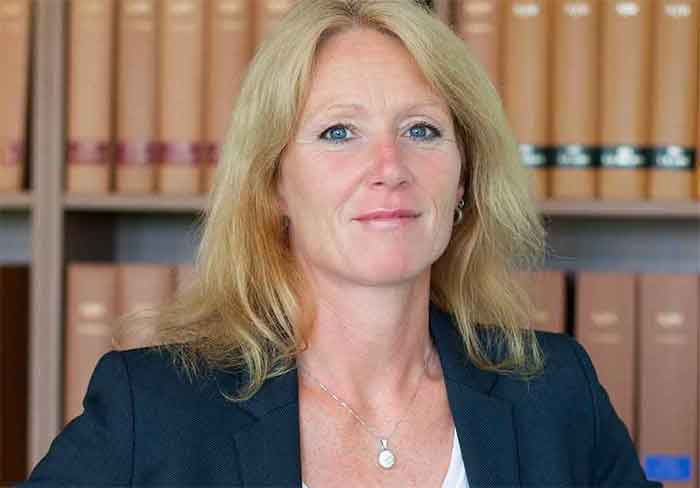Rechtsanwältin Ines Gläser, Expertin für Motorradunfälle