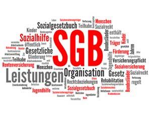 Sozialgesetzbuch, Sozialrecht