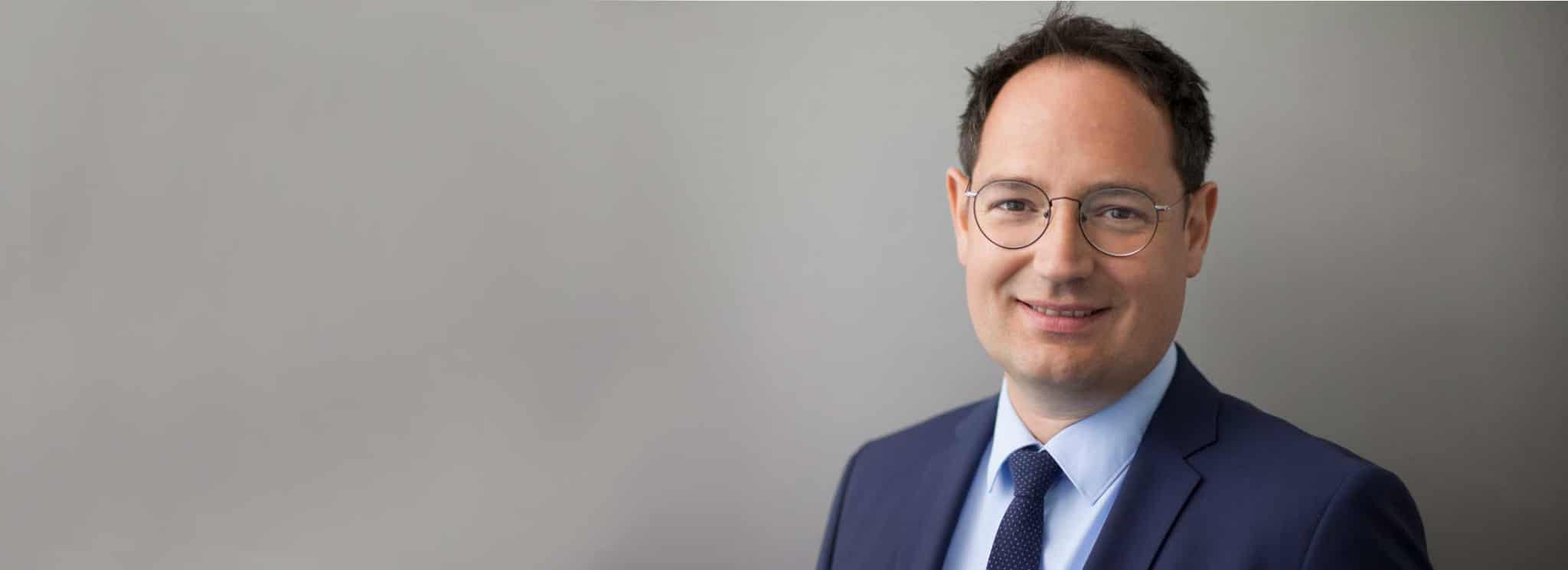 Sven Wilhelmy, Rechtsanwalt und Partner