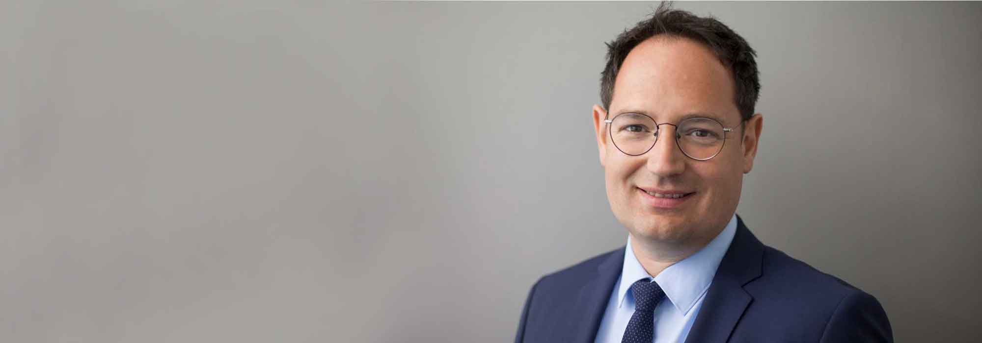 Rechtsanwalt und Partner Sven Wilhelmy