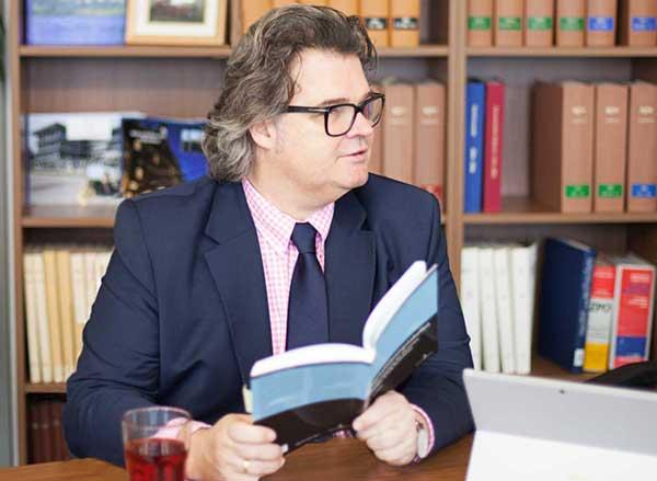 Thomas Gfrörer – Experte für Brandverletzungen